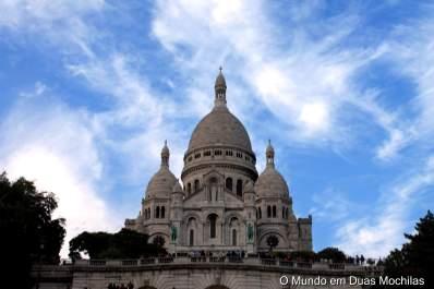 Basílica de Sacré Coeur
