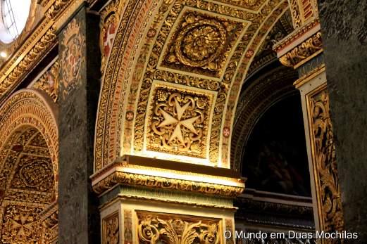 Detalhes da Co-Catedral de S. João