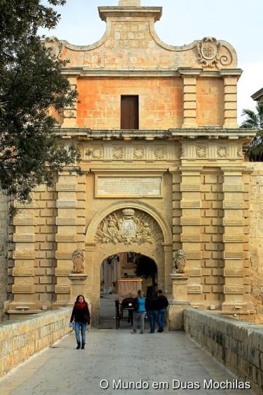 Porta da cidade